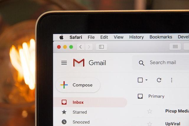 python gmail API