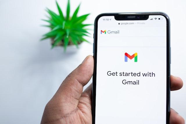 gmail python API